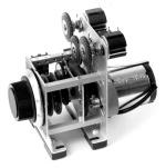potentiomètre à moteur MPZ, potentiomètre motorisé