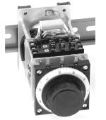 Potentiomètre motorisé monotour MPR