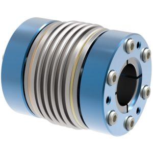Accouplement élastique métal KHS Jakob