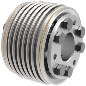 Accouplement élastique métal KSD Jakob